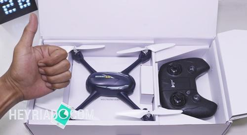 baru ini Hubsan mengeluarkan drone murah yakni  HUBSAN H216A Drone Murah Ada GPS dan Follow Me