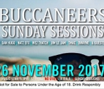 Sunday Sessions : Buccaneers