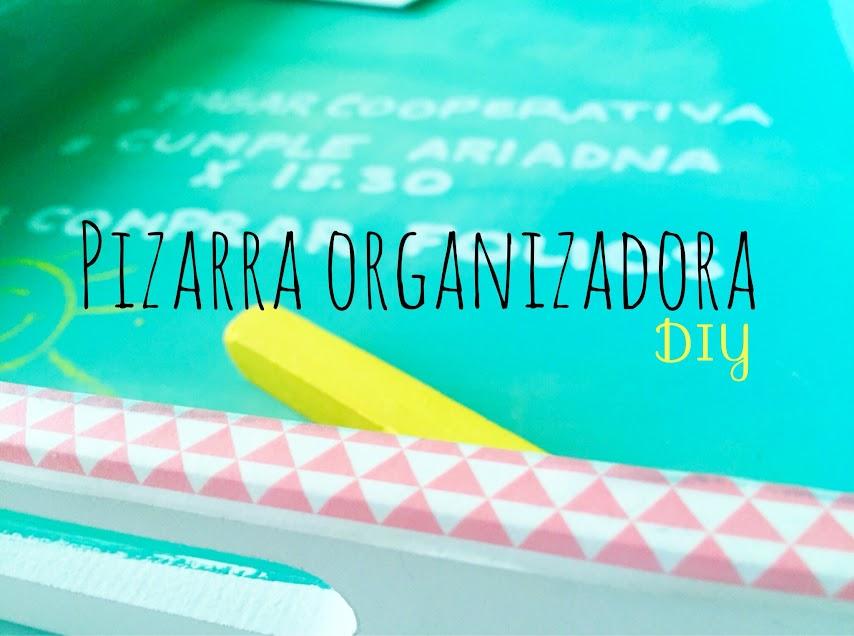 diy-manualidades-pizarra-organizadora