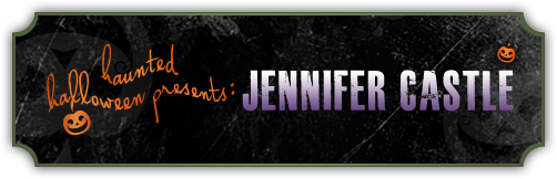 Haunted Halloween with Janenifer Castle and a giveaway!