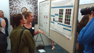 Poster presentation at NIH