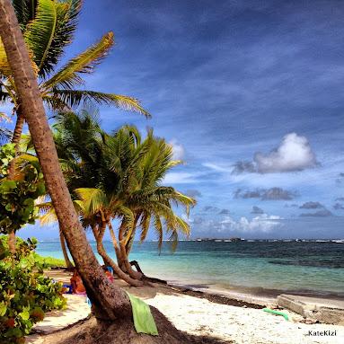 Cape Chevalier. По моей субъективной оценке - самый лучший пляж.