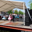 Optreden Rock n Roll Dansgroep Dance to the 60's Koninginnedag Oud Beierland Dans show (9).JPG