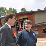 Arkansas Secretary of State Mark Martin Visits UACCH-Texarkana