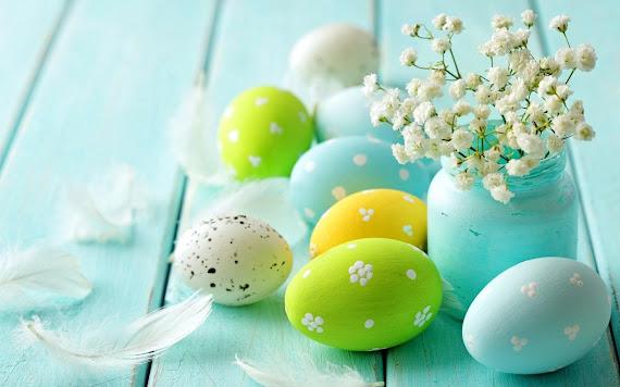 Uskrs besplatne pozadine za desktop 1680x1050 slike čestitke blagdani jaja cvijeće free download Happy Easter