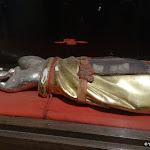 Chapelle Saint-Blaise-des-Simples : relique de saint Blaise de Sébaste