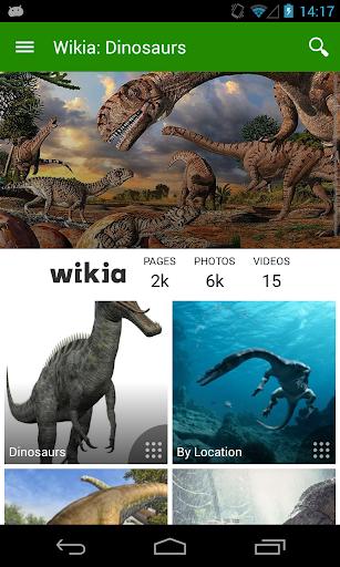 Wikia:恐龙