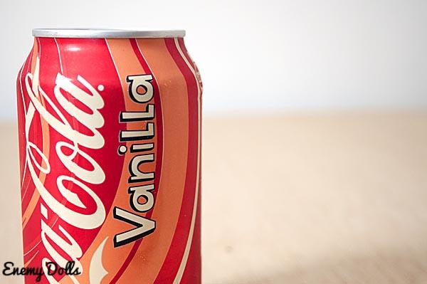 Cocacola de vainilla de Japonshop