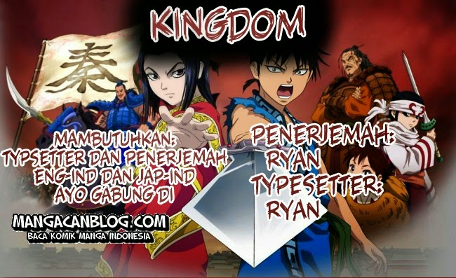 Baca Manga Kingdom Chapter 313 Komik Station