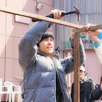 LOB TOKYO BO菜 災害時に役立つ0円ハウスの作り方・防災クッキングWS