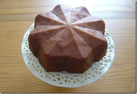 ginger and lemon cake