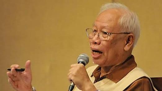 Prof Bagir Manan: Kalau Kita Benar-benar Pancasila, Dengan Sendirinya Komunis Itu Mati