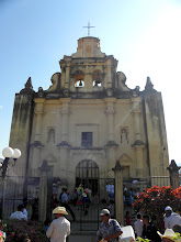 Photo: The local church dating back to the colonial period.