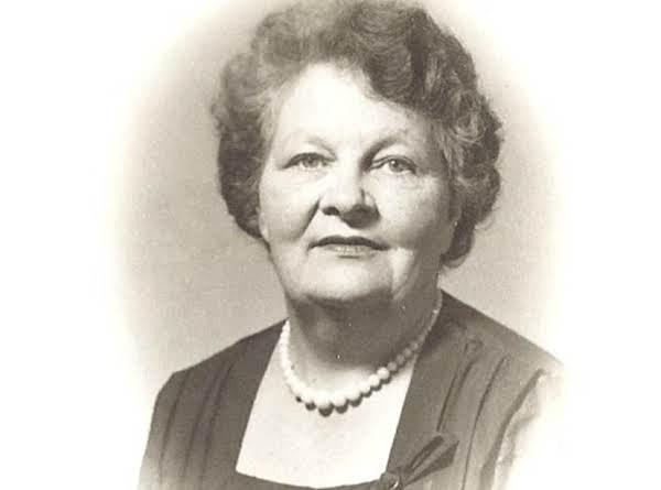 Grandma Henrietta Irvine