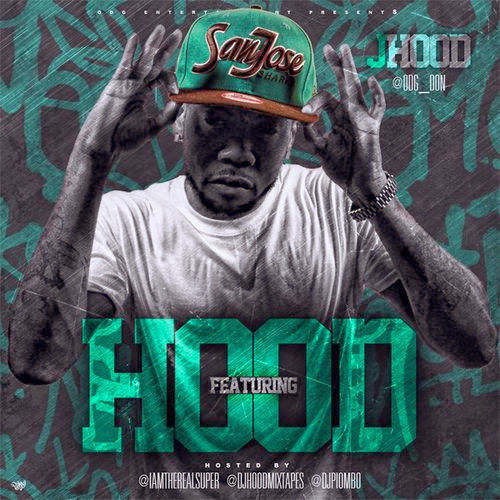 Cover of J-Hood - Featuring Hood Mixtape English Mp3 Songs Free Download Listen Online at Alldownloads4u.Com