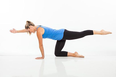 Opposite Arm And Leg Reach