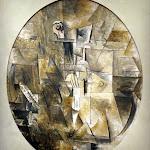 Georges Braque, Violon, 1911, Huile sur toile