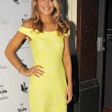 OIC - ENTSIMAGES.COM - Gemma Oaten at the Style for Stroke T-shirt - launch party in London 13th May 2015  Photo Mobis Photos/OIC 0203 174 1069