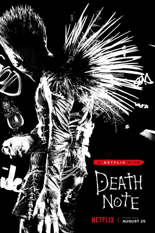 Cuốn Sổ Tử Thần - Death Note Netflix (2017)