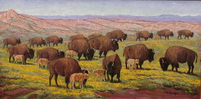 """""""Buffalo Spring"""""""
