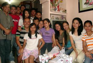 February 1: Aisa Rizza Tura with whole family