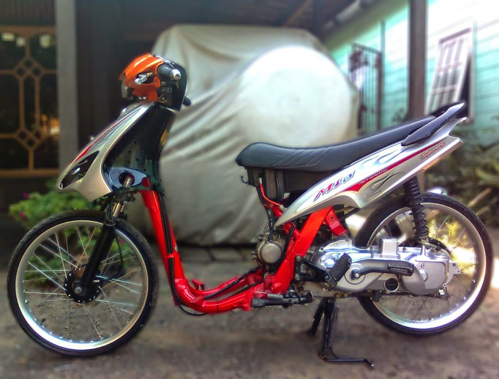 Vario 125 Modifikasi Simple