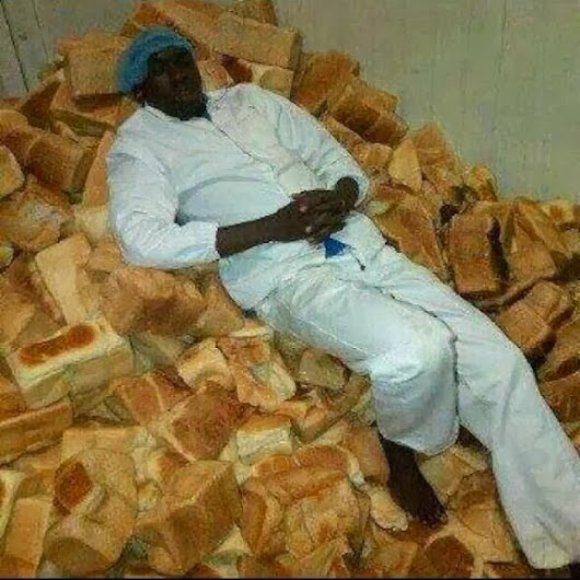 Photo Of The Day- A Must See For All Agege Bread Lovers