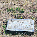 Jacob T. Gleaves - Father of Bud Gleaves