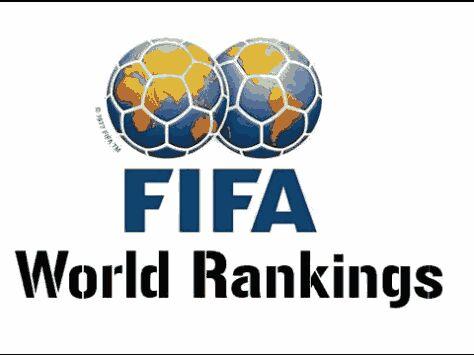 FIFA📊Rankings: Brazil 1st, Nigeria 40th