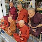 Bangkok - Wachsfiguren