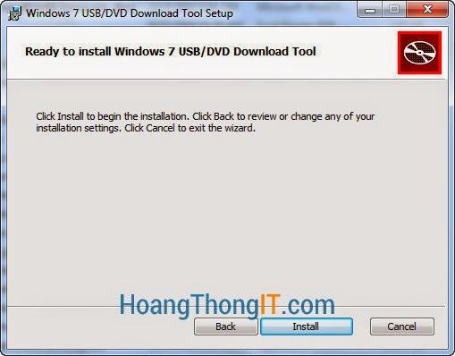 Tạo file cài windows 7 và windows 8 từ USB