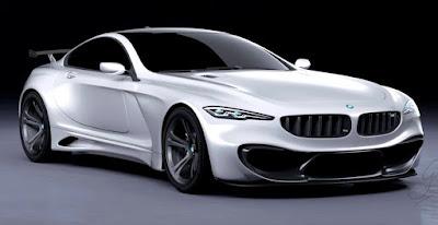 BMW M8 Supercar concept