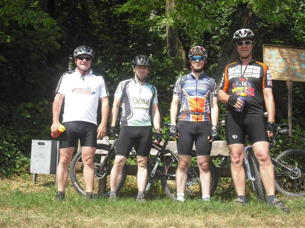 Spessart-Biker-Tour am 21.05.2011