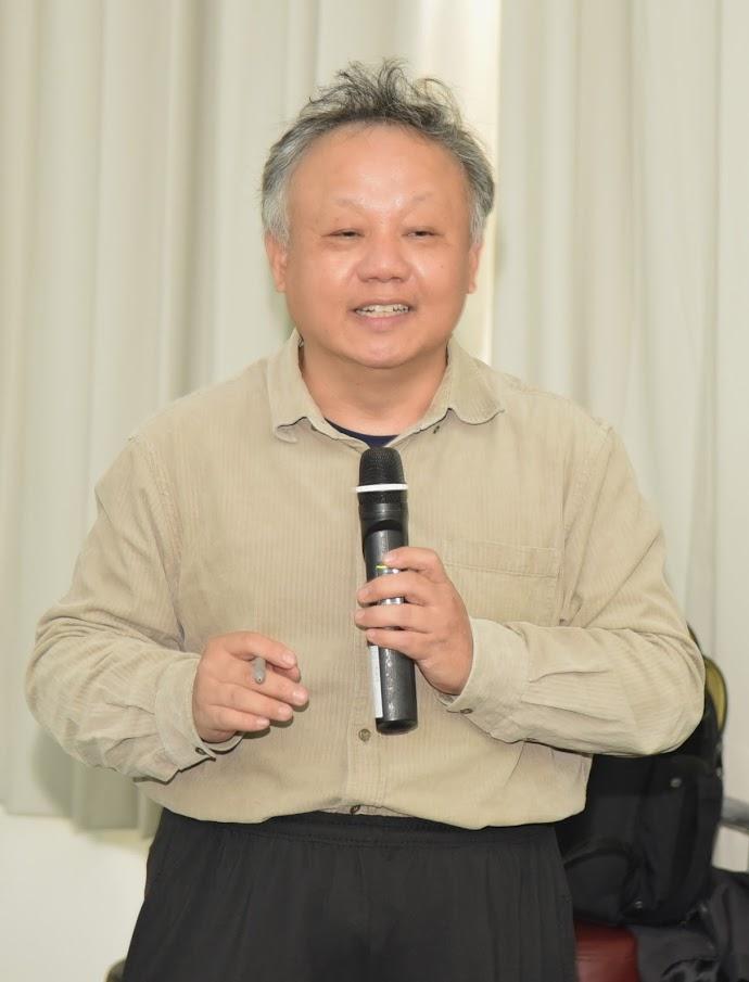 蘇銘燦教授