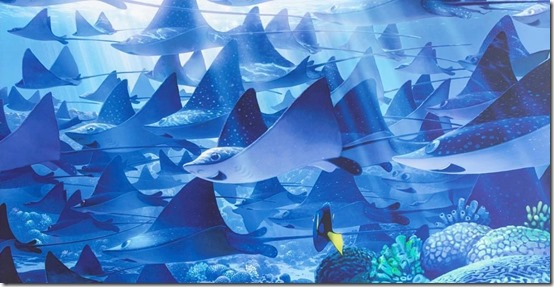 Finding Dory - concept art 2
