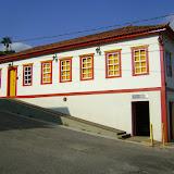 Belle maison de Pitangui (MG, Brésil), 20 mai 2009. Photo : Nicodemos Rosa