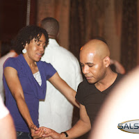 Salsa on Tuesday at Apres Diem. March 2011