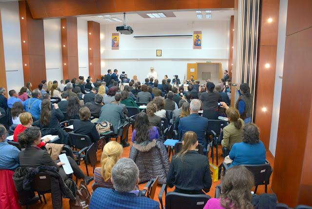 Intrunirea Nationala a Asociatiei Parinti pentru ora de Religie 1183
