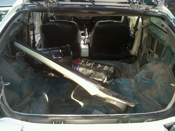 Poor Man Civic Eg  K20 Swap Build From Mexico - K20Aorg -7553