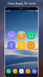 Note 8 Launcher - Galaxy Note8 launcher, theme Screenshot