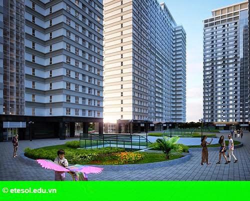 Hình 1: Căn hộ Park View Residence dự kiến bàn giao quý II/2016