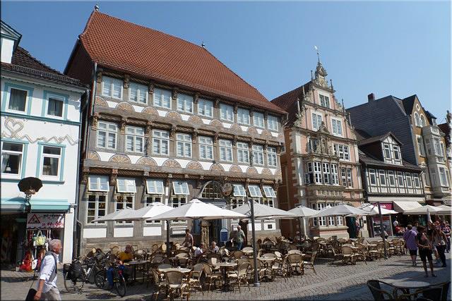 Museumscafe y Hameln Haus -- Hamelín (Hameln)