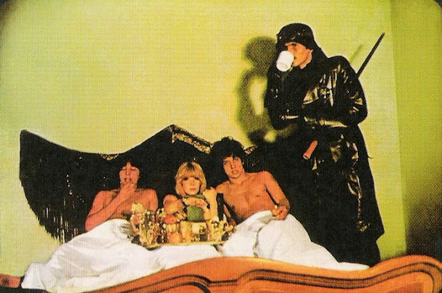 Mutantes ~ 1970 ~ A Divina Comédia Ou Ando Meio Desligado back