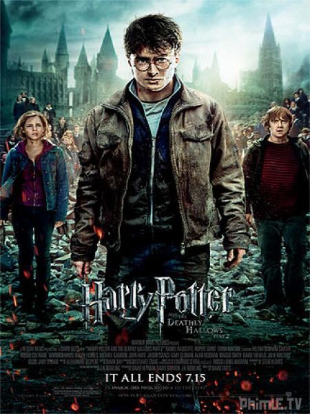 Phim Harry Potter và bảo bối tử thần: Phần 2 HTV3 Lồng Tiếng - Harry Potter And The Deathly Hallows: Part 2 - Lồng tiếng
