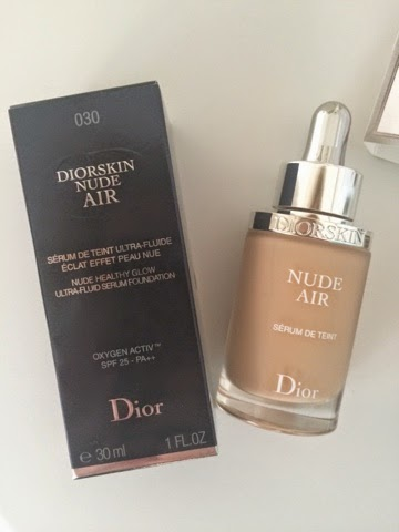 my world my passions my hobby dior nude air serum foundation review. Black Bedroom Furniture Sets. Home Design Ideas