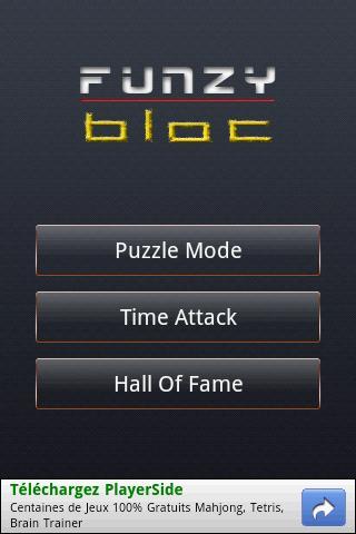 Funzy Bloc  screenshot 1