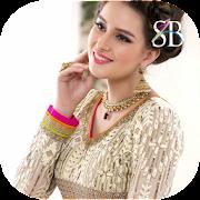 Blouse Designs Online Shopping App: SareesBazaar