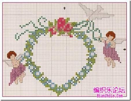 corazones en punto de cruz laborespuntocruz (15)