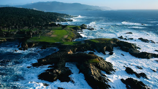 Golf Course, Monterey County, California.jpg
