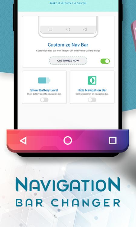 Navigation Bar Customize : Navebar App – (Android